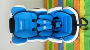 Детское автокресло с 9мес до 12 лет,  вес 9-36 кг новое.