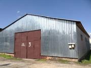 Тёплый охраняемый склад