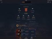 Очень хороший аккаунт World of Tanks Blitz