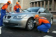 Мобильная полировка автомобиля в Алматы. Выездная полировка.