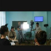 Школа тележурналистики в Алматы