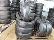 Легковые, легкогрузовые, грузовые б/у шины ОПТОМ из стран Евросоюза