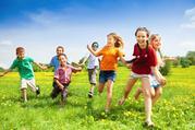 Летний лагерь для детей от Open Door!