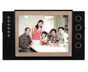 Продам Ультратонкий 8 дюймовый цветной видеодомофон с функцией записи