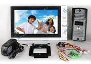 Продам Ультратонкий 9 дюймовый цветной видеодомофон,  модель: SMTKEY DP