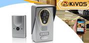 Продам Видеодомофон беспроводной со связью через смартфон KIVOS KDB400