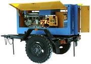 Сдам в Аренду передвижной,  дизельный сварочный агрегат