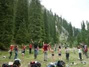 Детский юношеский спортивный туристский лагерь