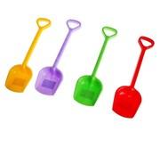 Лопатка детская пластиковая для песка или снега 46543