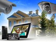Видеонаблюдение через интернет. Проектирование,  монтаж,  модернизация