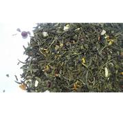 Зеленый листовой чай Exotic Сладкое Вино