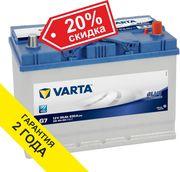 Аккумулятор VARTA (Германия) 95Ач для Nissan Patrol