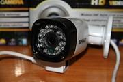 Продам IP Camera на кронштейне,  1.3 MP,  водонепроницаемая,  день-ночь,