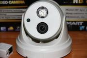 Продам IP Camera, 1.3 MP,  внутренняя,  купольная,  модель Smart 102
