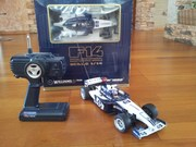 радиоуправляемая модель гоночного боллида F14