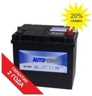 Аккумулятор Autopower 60Ah 56012 (STD