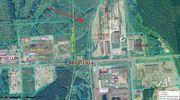 Продаётся земля 3, 72 Га в Риге под коммерческую застройку.