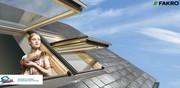 Мансардные окна FAKRO от компании 1Dom.kz