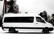 Пассажирские перевозки микроавтобусы в Алматы развозка персонала в Алм