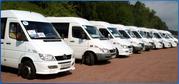 Доставка сотрудников на микроавтобусе в Алматы