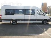 Развозка сотрудников в Алматы микроавтобусы и автобус