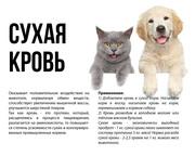Сухая кровь - корм для животных!