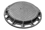 Люк чугунный канализационный ГОСТ 3634-99.Производство и поставка в Ал