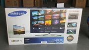 Совершенно новые оригинальные запечатанные LED TV 55inches Samsung