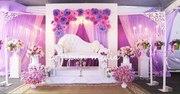 Фотозона на свадьбу / Баннер на свадьбу Алматы