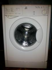 Срочно! Продам стиральную машинку-автомат Indesit 6кг,  б/у