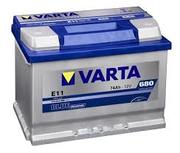 VARTA 574 012 068 Blue Dynamic 74Ah