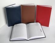 Ежедневники с вашим логотипом отличный подарок формат А5,  A4