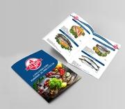 Дизайн каталога,  презентации,  буклета,  Печать изготовление полиграфии