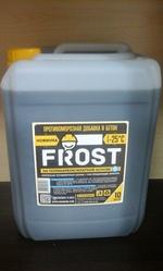Frost - противоморозная добавка для бетона с пластификатором-5л