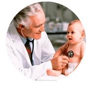Услуги профессиональных педиатров и детского психолога и психотерапевт