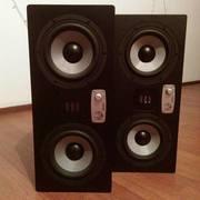 """EVE Audio SC307 – трехполосные 7"""" студийные мониторы"""