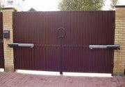 Автоматика на рапашные ворота,  Китай