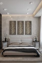 Дизайн интерьера спальни в Алматы