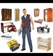 Ремонт всех видов корпусной мебели