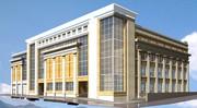 Архитектурное проектирование нежилых зданий