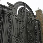 Заборы ворота ограждения