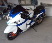 продам мотоцикл Suzuki GSX1300R Hayabusa