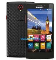 Продам бюджетный 4-х ядерный смартфон с 2 сим картами,  модель Phillips