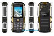 Продам противоударный,  влагозащищенный кнопочный мобильный телефон,  ID