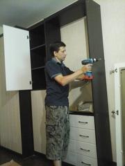 Сборка - разборка,  ремонт мебели. Олег