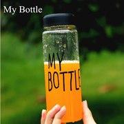 Бутылка Для Воды - My Bottle 500мл