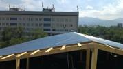 Ремонт крыш,  монтаж шиферной крыши в Алматы. Лицензия