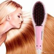 Электрическая расческа-выпрямитель Fast Hair новый,  доставка бесплатно