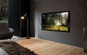 Навеска, установка телевизоров на стену