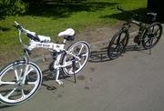 складные велосипеды фирменные